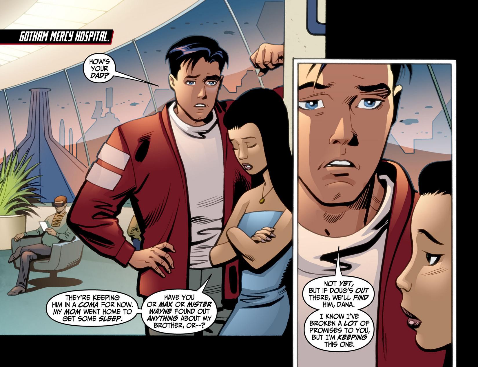 Batman Beyond (2012) Issue #9 #9 - English 20