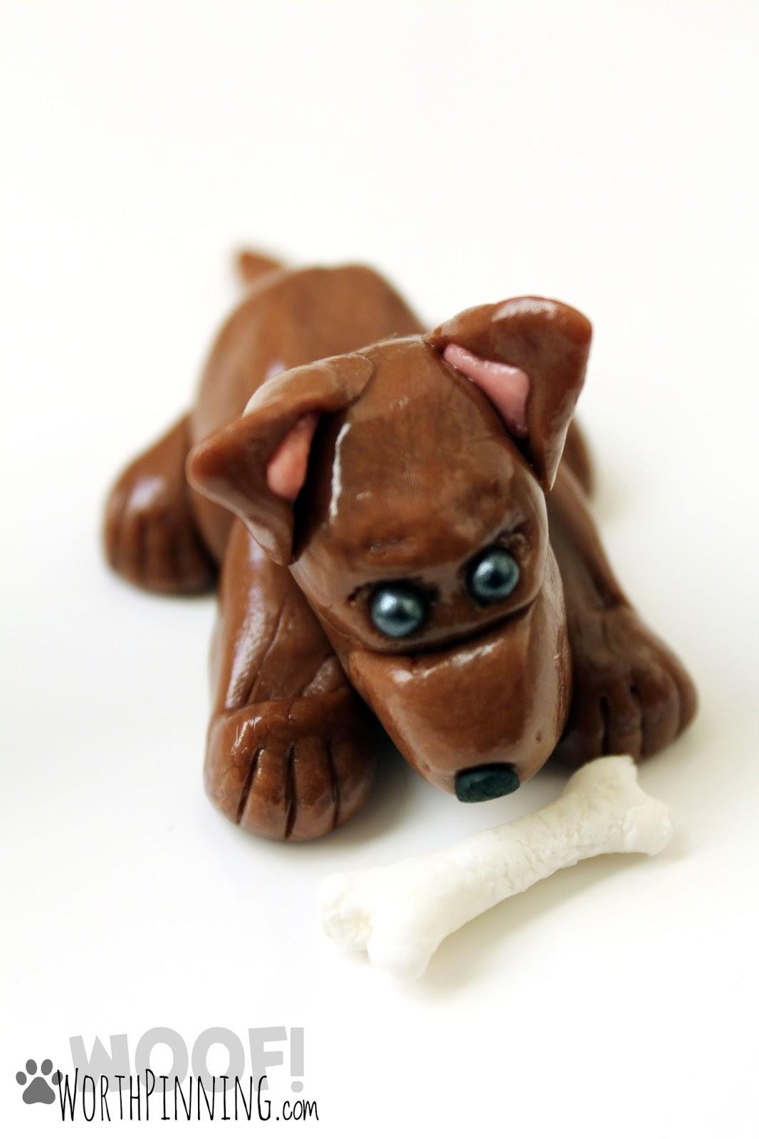 Labrador Retriever Cake Topper
