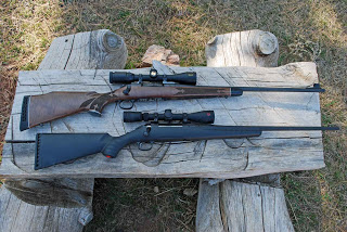 Game Rifles For 2012