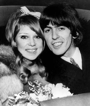 george-harrison-and-pattie-boyd jpgGeorge Harrison And Pattie Boyd Wedding
