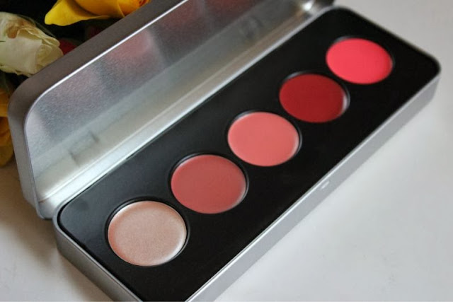 Stila Color Me Pretty Lip and Cheek Palette