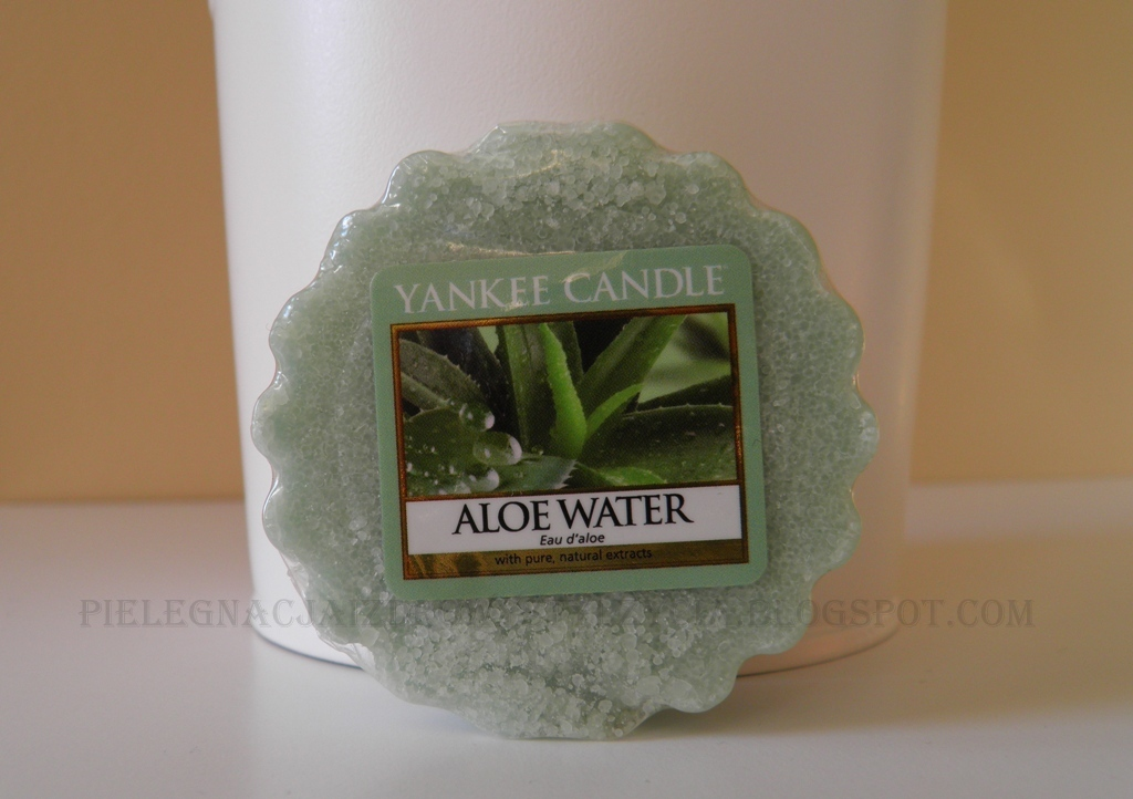 Yankee Candle: Aloe Water i Cherry Vanilla
