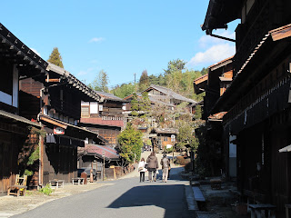 Unique Japan Tours Tsumago Magome Town