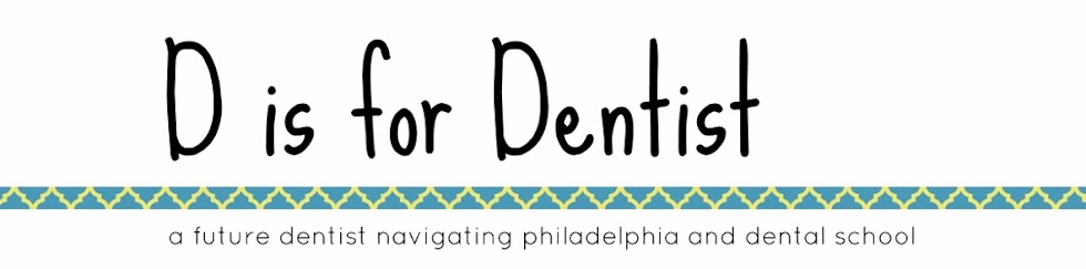 D is for Dentist