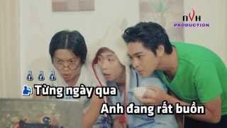 Chuyện Tình Trên Facebook (Karaoke) - Hồ Việt Trung