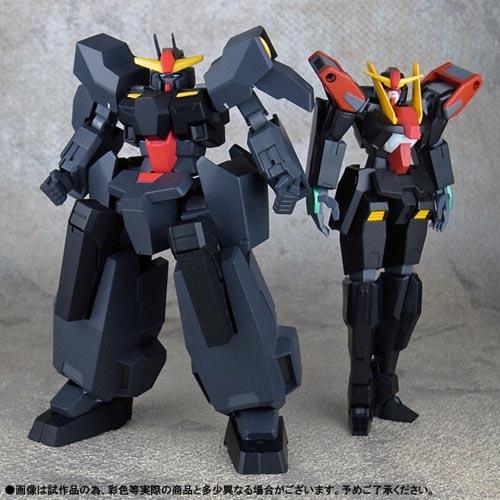 Robot Damashii (Side MS) Seravee Gundam GNHW/3G (Seravee & Seraphim Set)