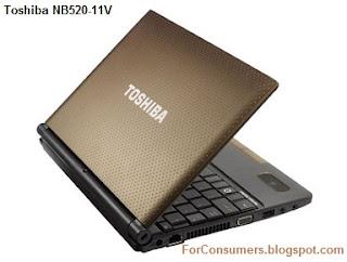 Toshiba NB520-11V review