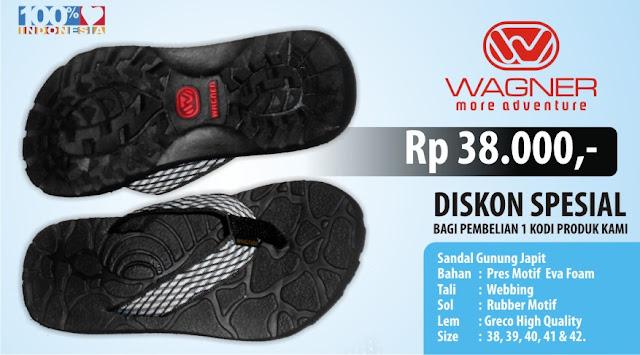 Grosir Sandal | Sandal Gunung | Pusat Penjualan Sandal Grosir | Grosir Sandal Gunung | Wagner
