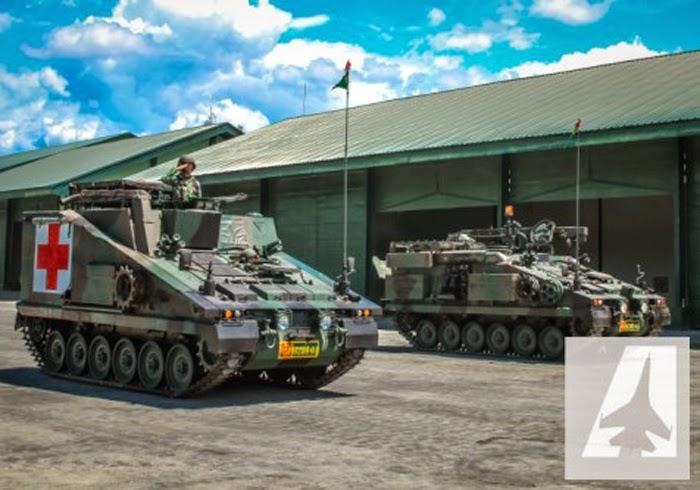 Stormers TNI Batalyon Kavaleri-8