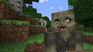 Walking Dead Mod para Minecraft 1.7.2