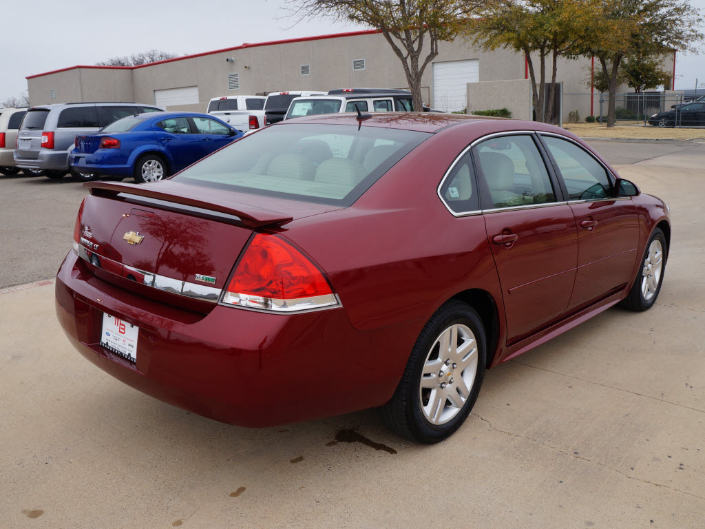 For Sale 13 998 2011 Chevrolet Impala Lt With Leather