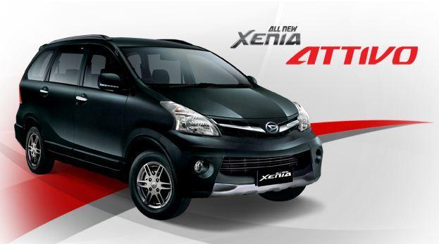 Harga Dan Spesifikasi Daihatsu All New Xenia 2013