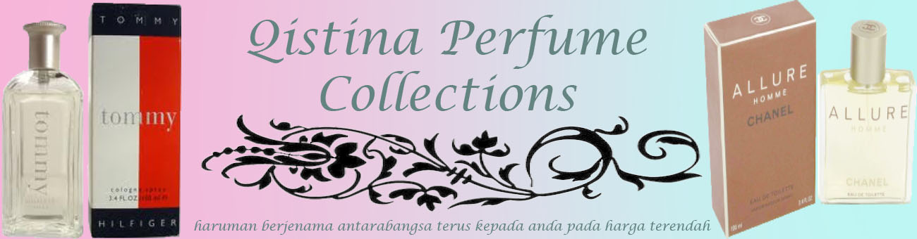 QISTINA PERFUME COLLECTION