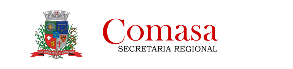 SECRETARIA REGIONAL DO COMASA