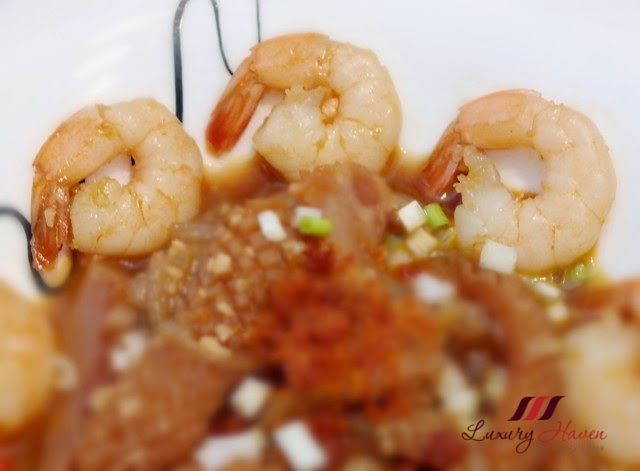 chiness new year spicy shrimp floss prawns recipe