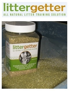 Litter Getter Logo and Product
