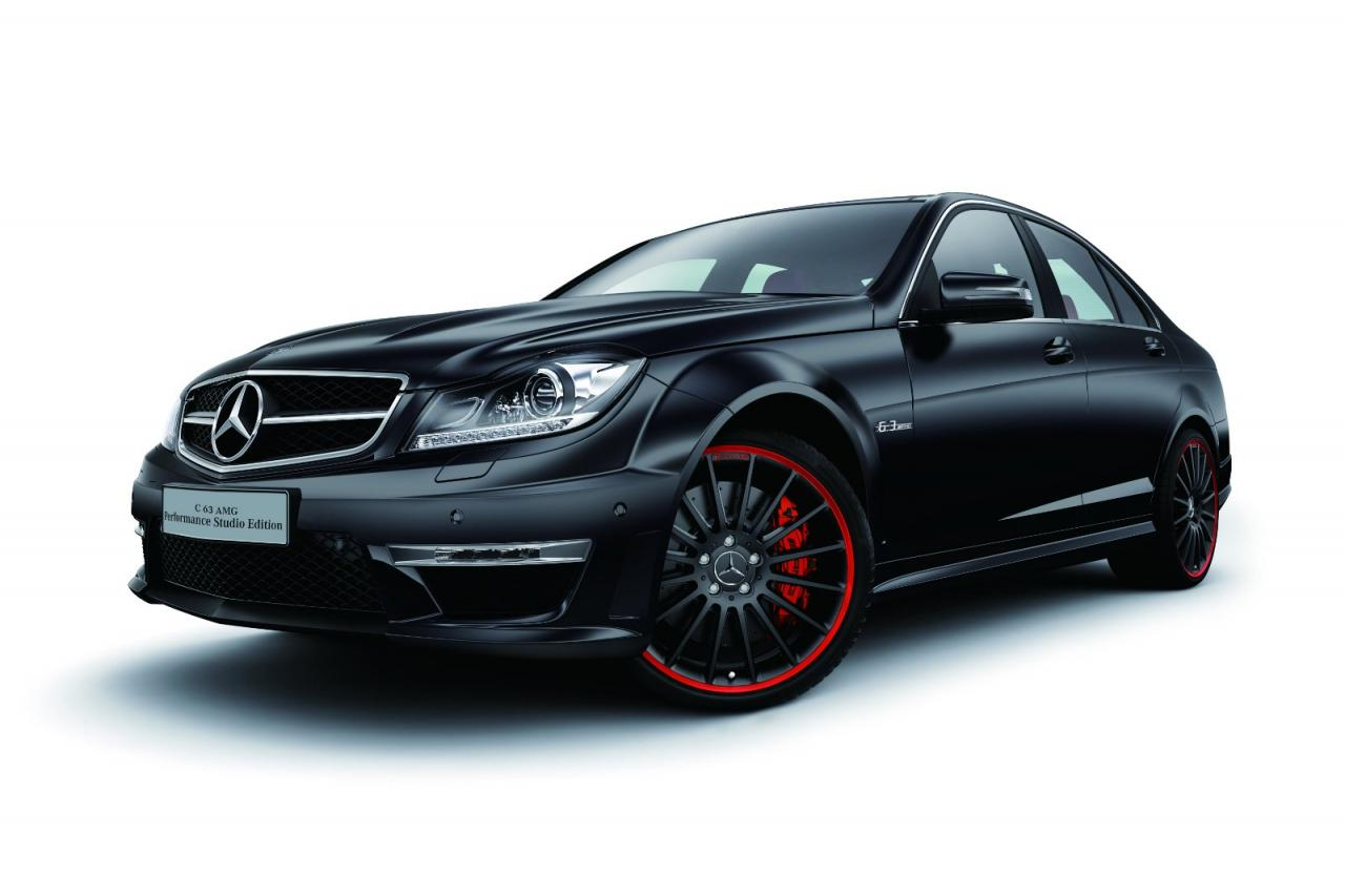 Agamemnon mercedes benz c63 amg performance studio edition for Performance mercedes benz