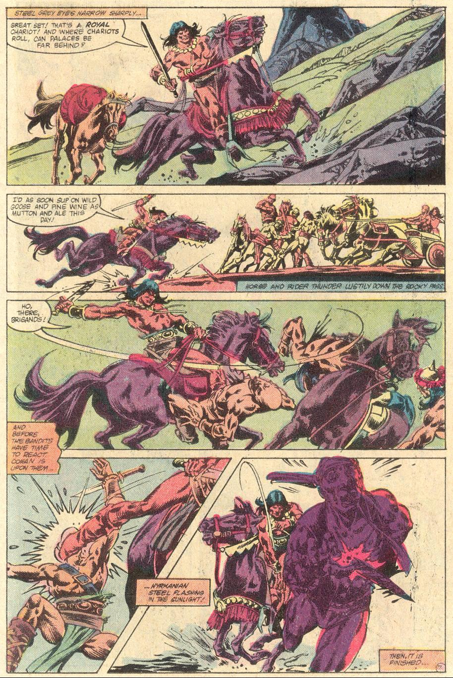 Conan the Barbarian (1970) Issue #133 #145 - English 8