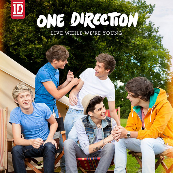 One Direction   Live While We re Young Lyric With Translate in