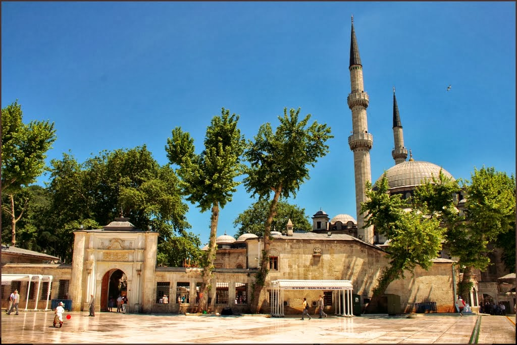 Magic City ISTANBUL : Eyup Sultan Mosque