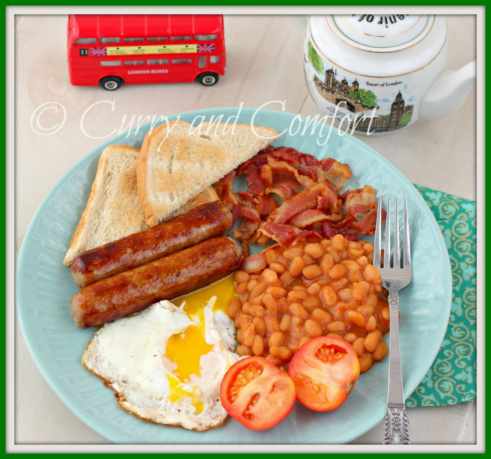 Irish Weekend Fry-Up Recipe — Dishmaps