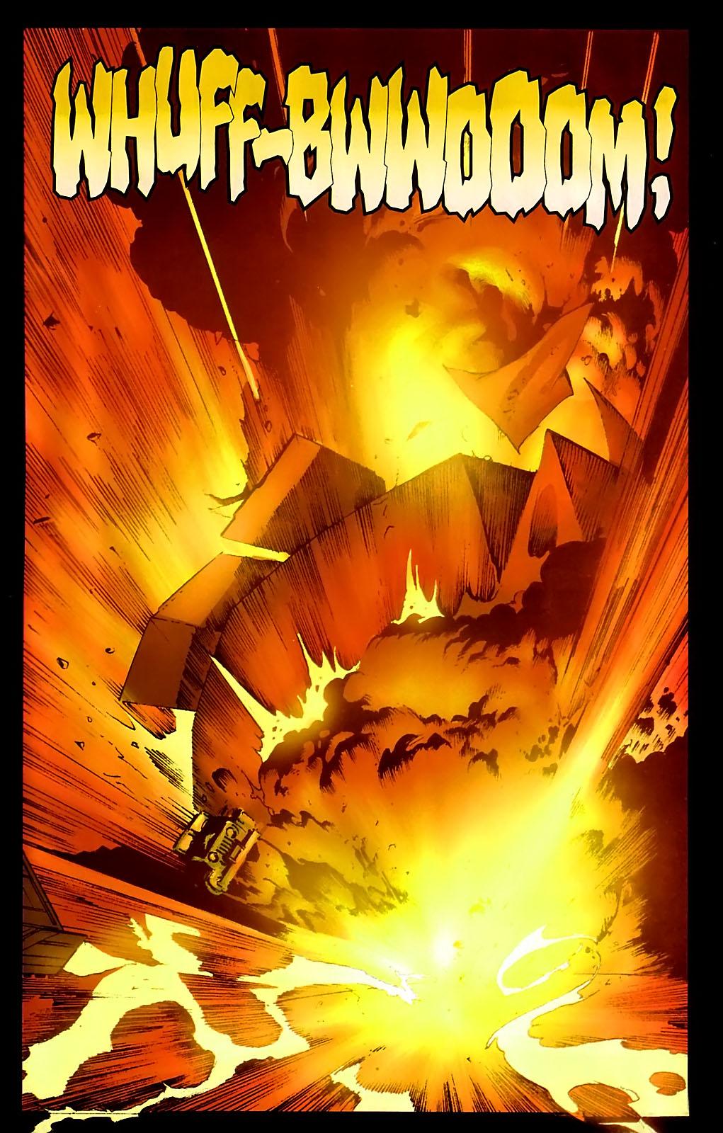 Read online Wolverine (2003) comic -  Issue #34 - 19