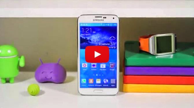 Samsung Galaxy S5 mini Review