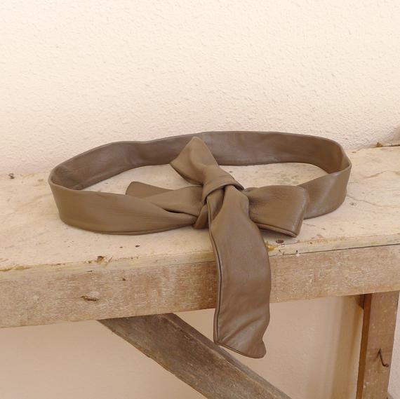 vintage obi belt