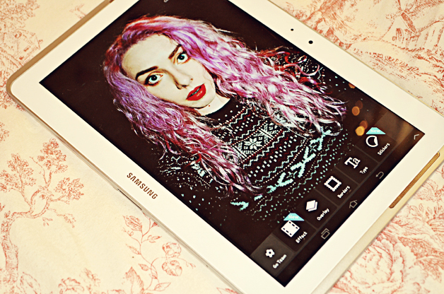 photography, uk fashion blog, pastel hair, pixlr express, picture editing