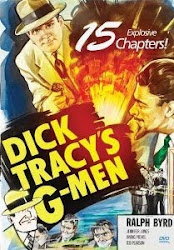 AS NOVAS AVENTURAS DE DICK TRACY - 1939