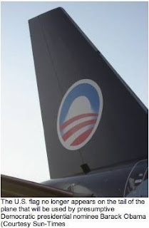 Obama's Air Force One