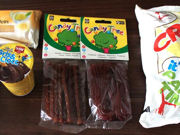 5. glutenfreie Kiste - Süßigkeiten