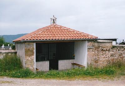 Capilla de Santa Bárbara de La Rebollosa, el Chano, Tineo