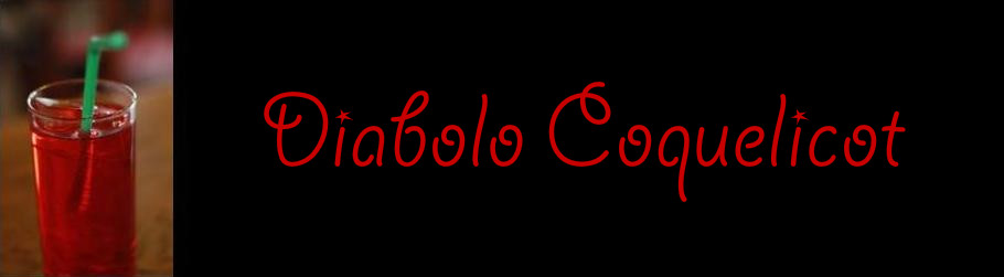 Diabolo Coquelicot