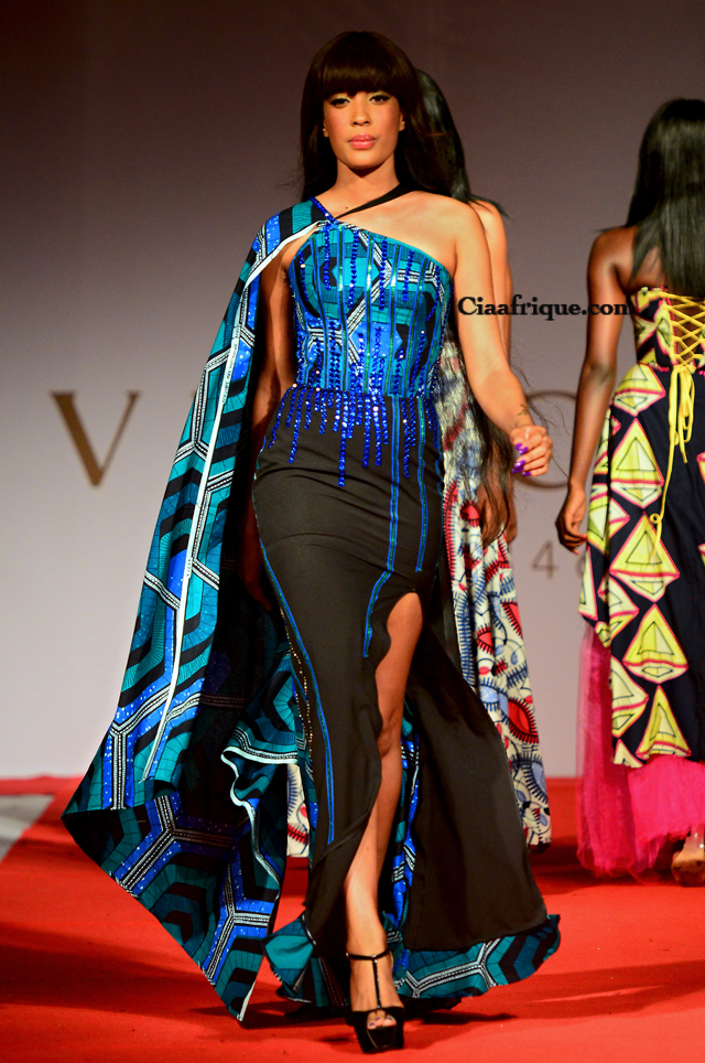 Vlisco fashion show cotonou 2012 eloi sessou ciaafrique african fashion beauty style Ciaafrique fashion beauty style