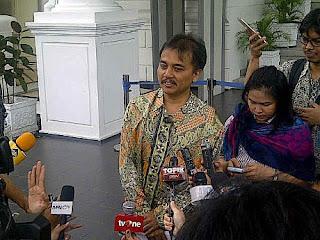 Presiden Resmi Angkat Roy Suryo Menjadi Menpora