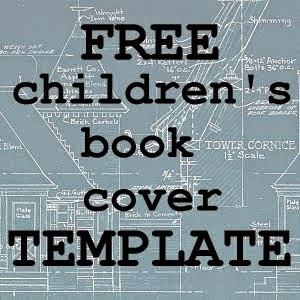 FREE Children's Book Cover Template
