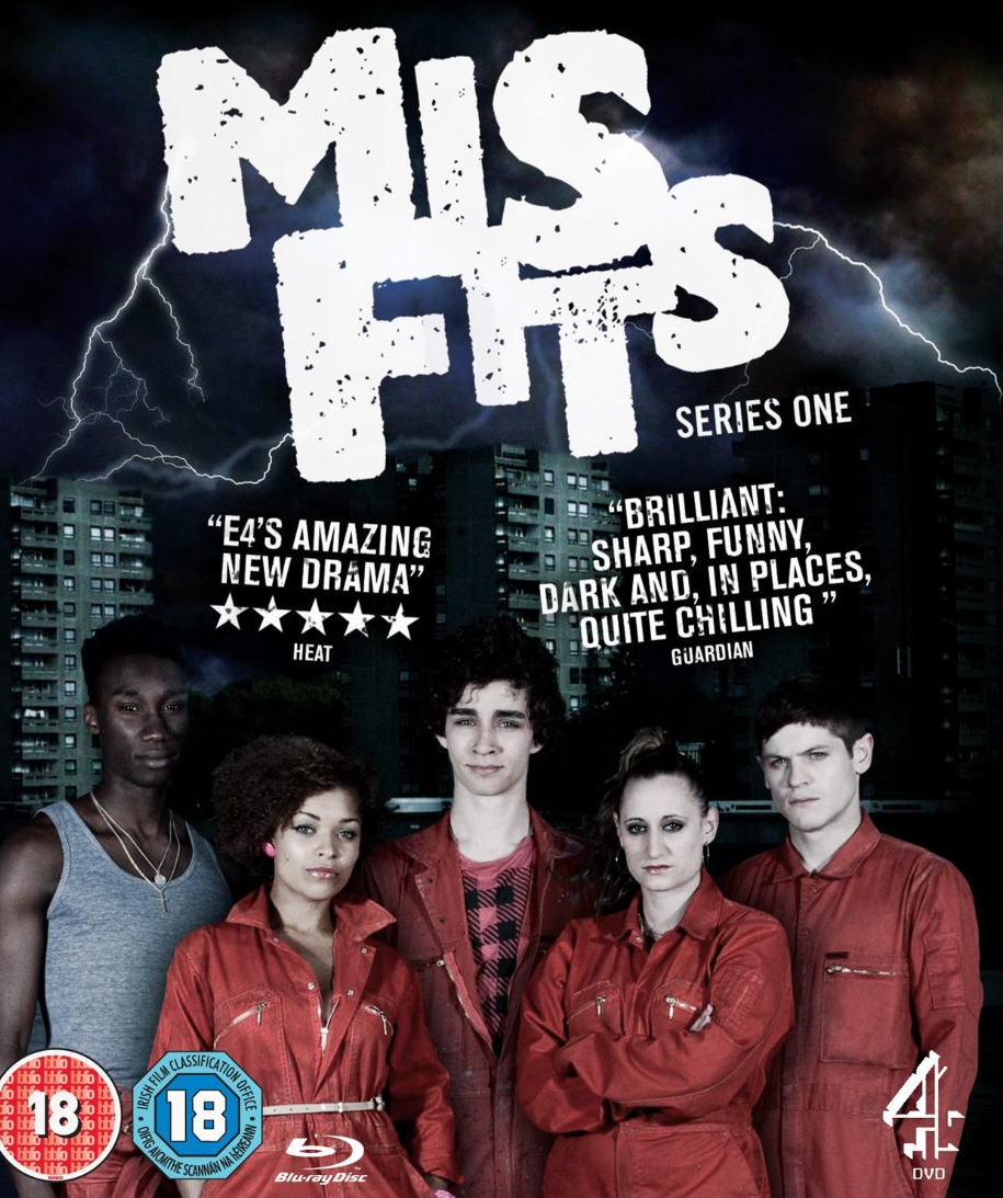 Misfits – Todas as Temporadas Dublado / Legendado (2009)