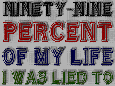 My Name Is - Eminem Song Lyric Quote in Text Image