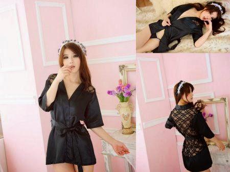 lingeri kimono sl1105
