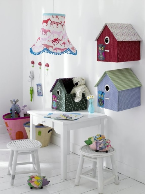 lampara infantil, children lamp shade