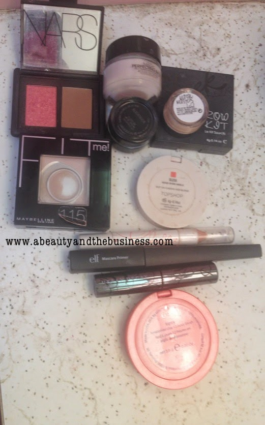 motd, makeup look of the day, makeup of the day, back to school, back to school makeup