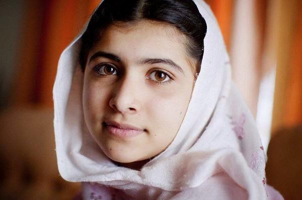 Malala Yousafzai, tiroteada por talibanes a los quince años