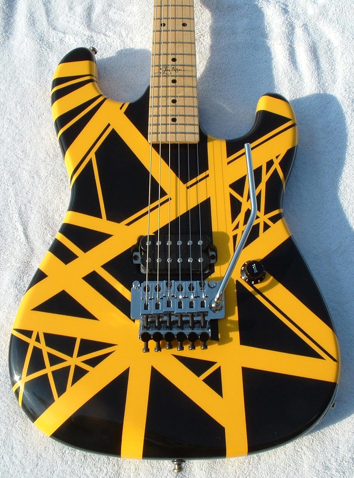 Eddie Van Halen 5150 Including