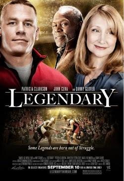 Huyền Thoại - Legendary (2010) Poster