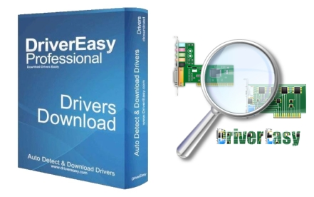 Download Driver Easy Pro 4.5.2.21601 Full Crack + Keygen