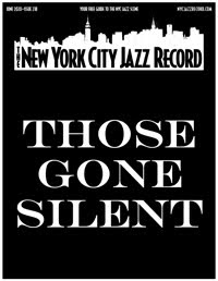 NEW YORK CITY JAZZ RECORD