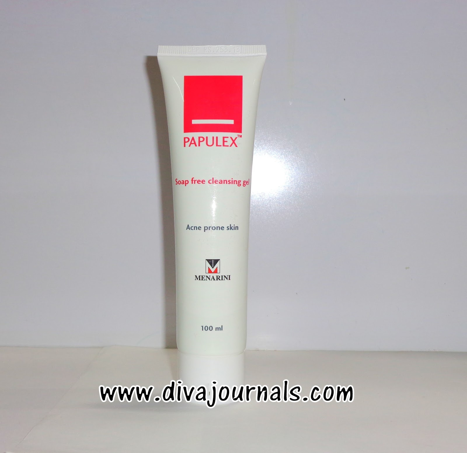 Papulex Soap-free Cleansing Gel
