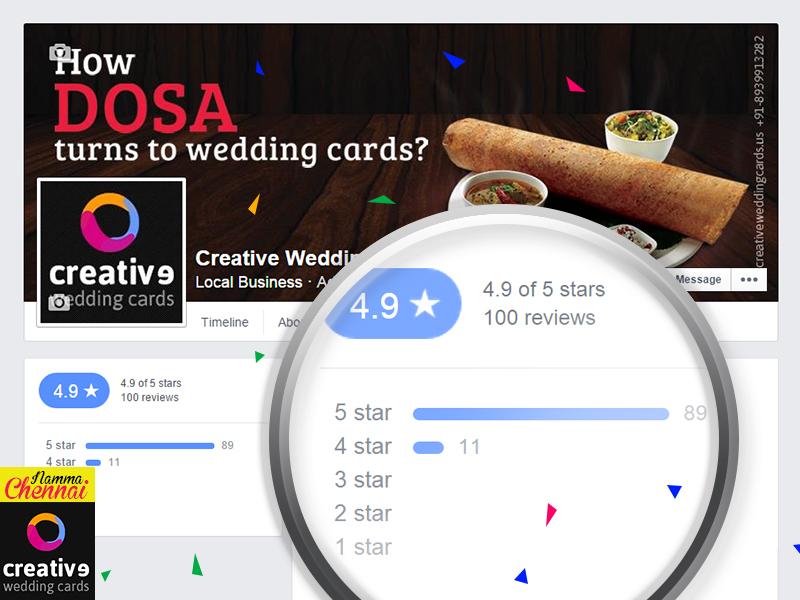 Customized Wedding Invitation Chennai