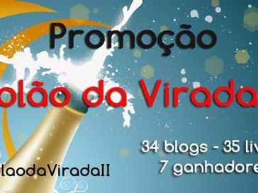 Promoção Bolão da Virada II: 34 blogues, 35 livros, 7 ganhadores